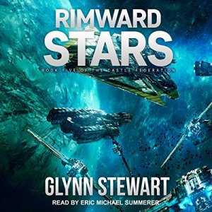 Rimward Stars audiobook cover art