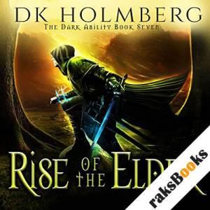 Rise of the Elder audiobook cover art