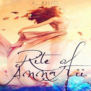 Rite of Annarii audiobook cover art