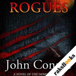 Rogues audiobook cover art