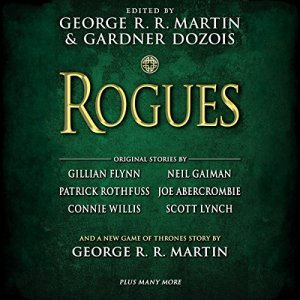 Rogues audiobook cover art
