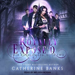 Royally Exposed audiobook cover art