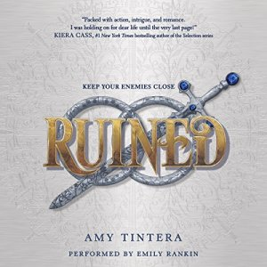 Ruined audiobook cover art