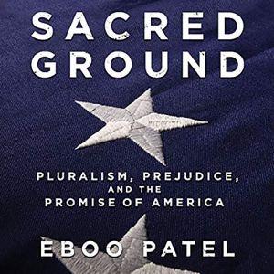 Sacred Ground audiobook cover art