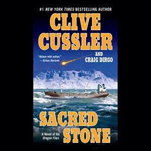 Sacred Stone audiobook cover art
