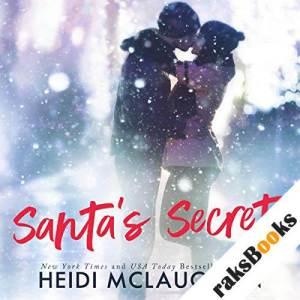 Santa's Secret audiobook cover art