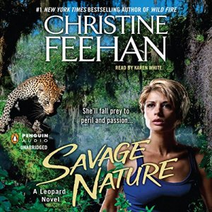 Savage Nature audiobook cover art