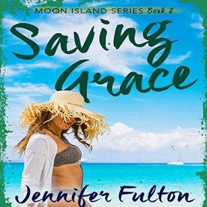 Saving Grace audiobook cover art