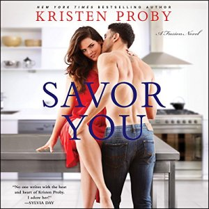 Savor You audiobook cover art