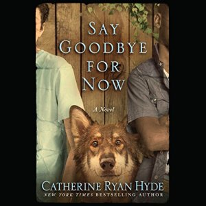 Say Goodbye for Now audiobook cover art