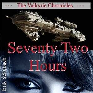 Seventy Two Hours audiobook cover art