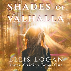 Shades of Valhalla audiobook cover art