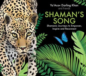 Shaman's Song audiobook cover art