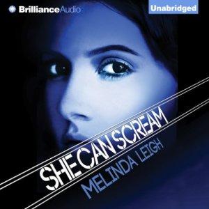 She Can Scream audiobook cover art