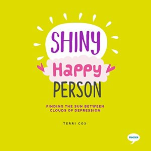 Shiny Happy Person audiobook cover art