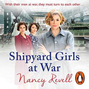 Shipyard Girls at War audiobook cover art