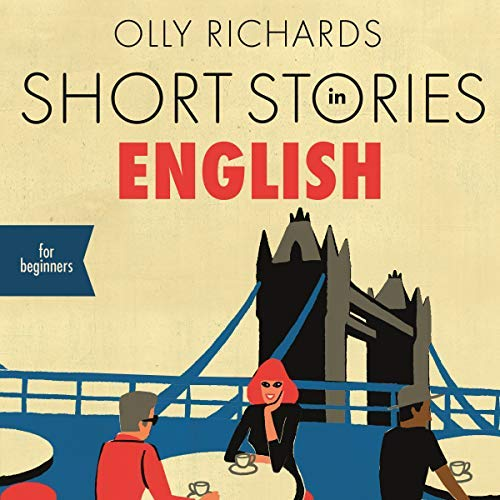 Short Stories in English for Beginners audiobook cover art