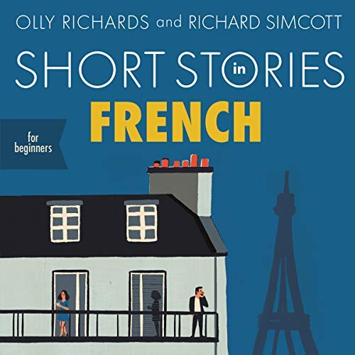 Short Stories in French for Beginners audiobook cover art