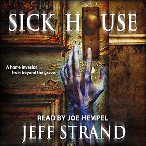 Sick House audiobook cover art