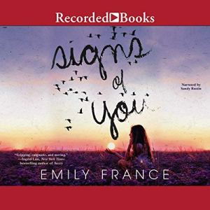 Signs of You audiobook cover art