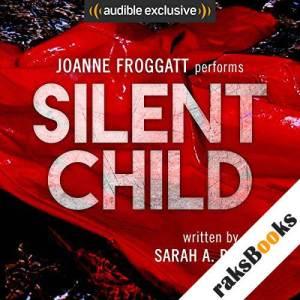 Silent Child audiobook cover art