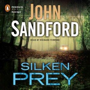 Silken Prey audiobook cover art