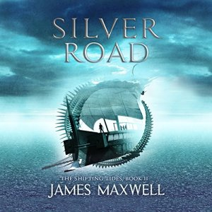 Silver Road audiobook cover art