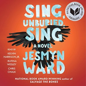 Sing, Unburied, Sing audiobook cover art