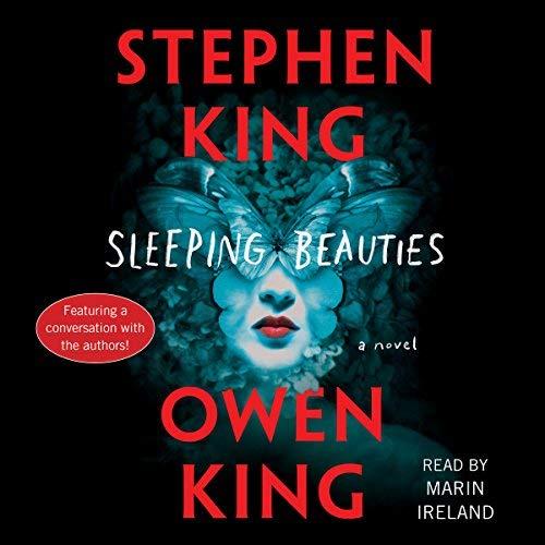 Sleeping Beauties audiobook cover art