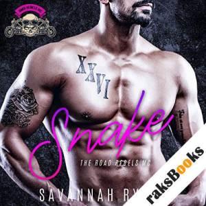 Snake audiobook cover art