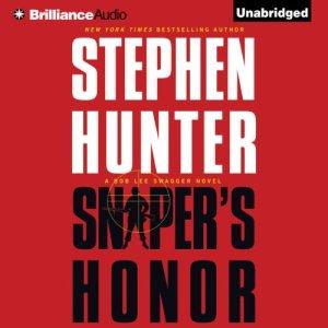 Sniper's Honor audiobook cover art