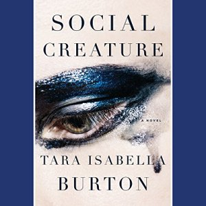 Social Creature audiobook cover art