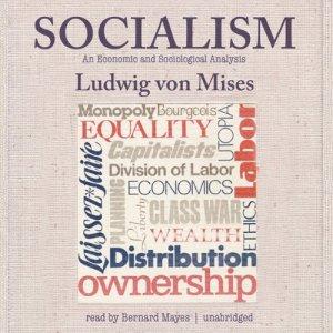 Socialism audiobook cover art