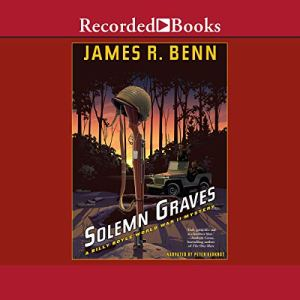 Solemn Graves audiobook cover art