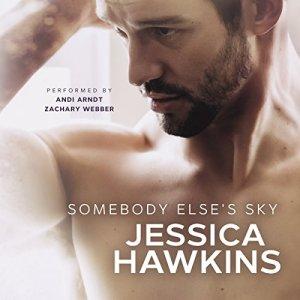 Somebody Else's Sky audiobook cover art