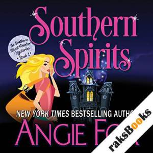 Southern Spirits audiobook cover art