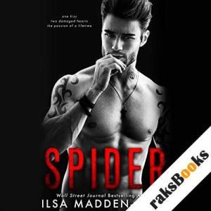Spider audiobook cover art