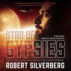 Star of Gypsies audiobook cover art