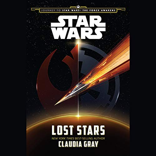Star Wars: Lost Stars audiobook cover art