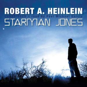 Starman Jones audiobook cover art