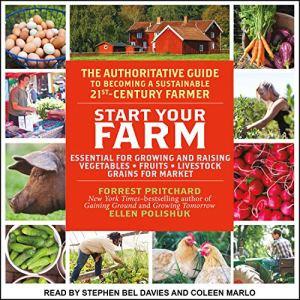 Start Your Farm audiobook cover art