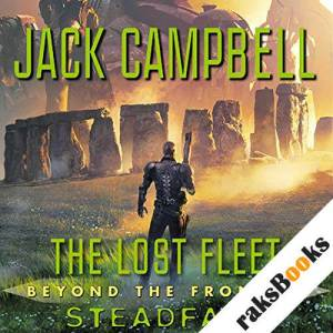 Steadfast audiobook cover art