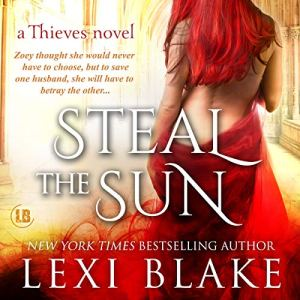 Steal the Sun audiobook cover art