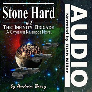 Stone Hard audiobook cover art