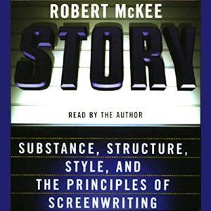 Story audiobook cover art