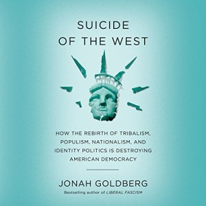 Suicide of the West audiobook cover art