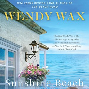Sunshine Beach audiobook cover art