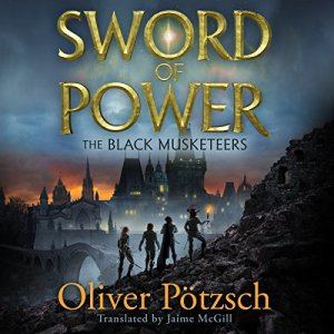 Sword of Power audiobook cover art