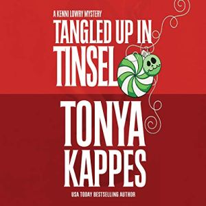 Tangled Up in Tinsel audiobook cover art