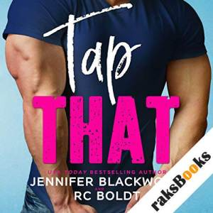 Tap That audiobook cover art